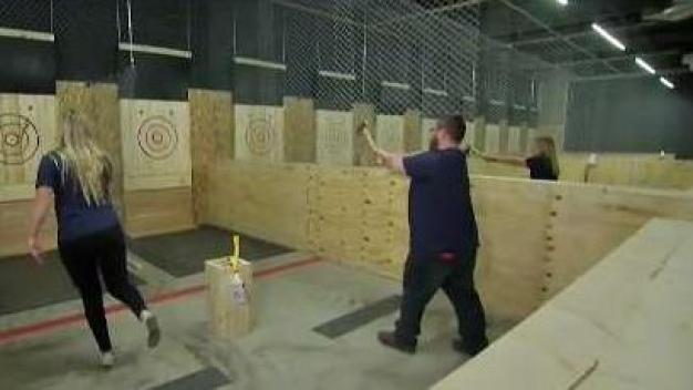 Urban Axes; Bostonians Compete in Top Chef