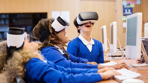 Some Look to VR for the Future of Classroom Learning
