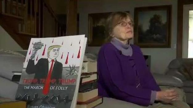 Vt. Woman Welcomes Announcement of Impeachment Articles