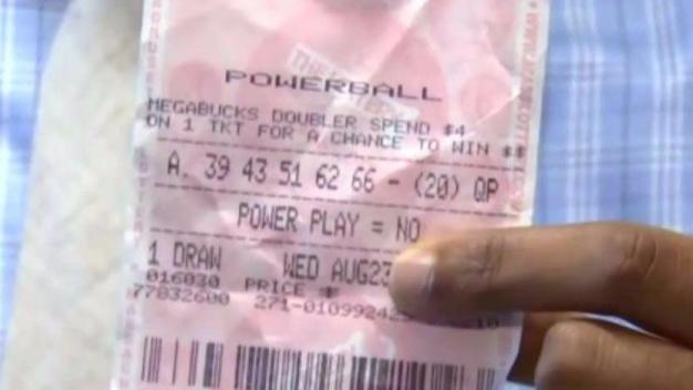 Powerball Players Hope to Snag Lucky Ticket