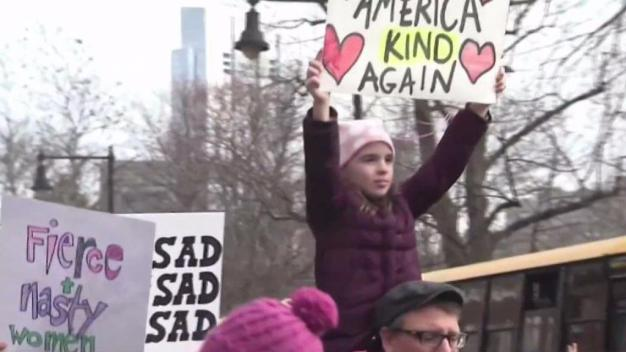 Thousands Expected for Women's March in Cambridge