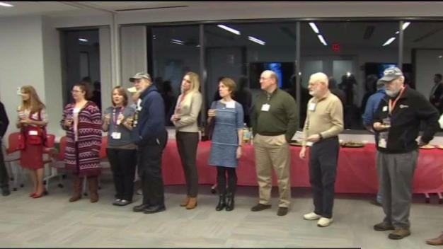 Red Cross Volunteers Welcomed Back Home to MA