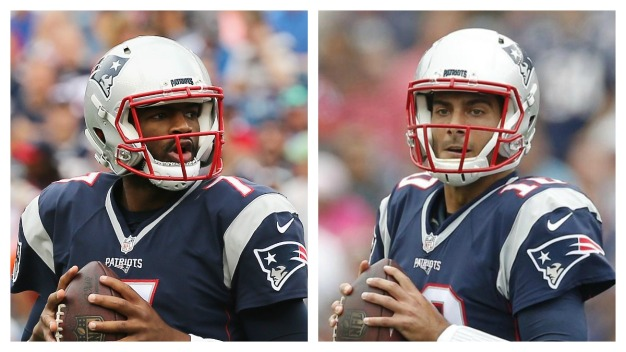 Who Starts at QB in Final Week of Brady's Suspension?