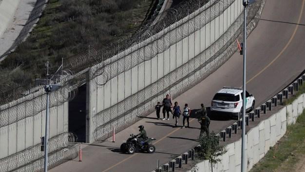 A Look at the Status of Trump's US-Mexico Border Wall