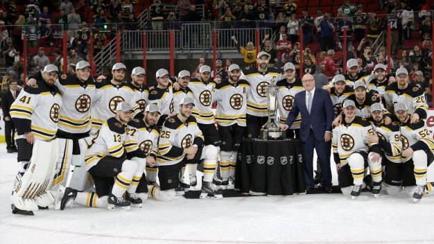 Bruins to Face St. Louis Blues in Stanley Cup Final