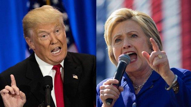 Trump, Clinton Battle for Pennsylvania