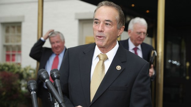 GOP Rep. Chris Collins Will Remain on the Ballot After Insider Trading Charges