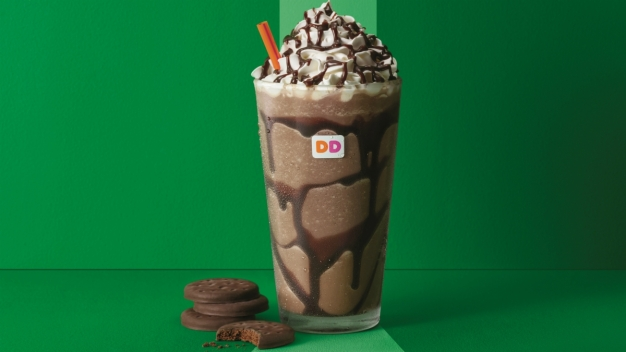 Dunkin' Bringing Back Girl Scout Cookie Coffee Flavors