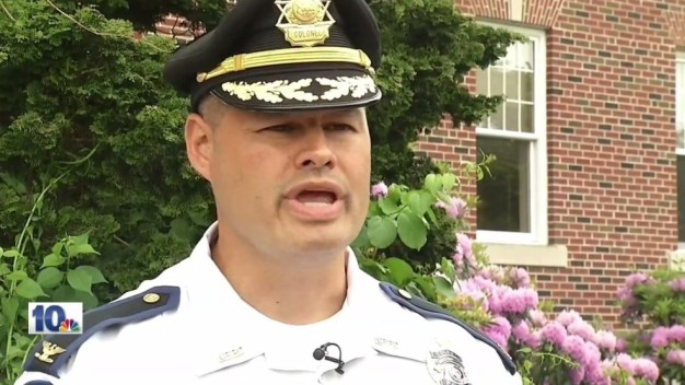 Mayor: North Providence Acting Police Chief Suspended