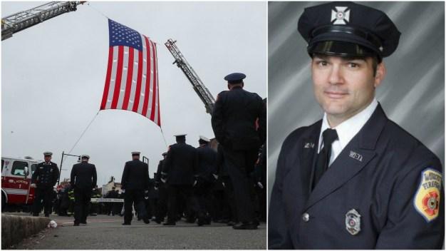 Worcester, Mass. to Bid Final Farewell to Fallen Firefighter at Funeral