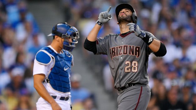 J.D. Martinez to Sign With Red Sox