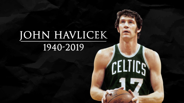 Celtics Legend John Havlicek Dies at 79