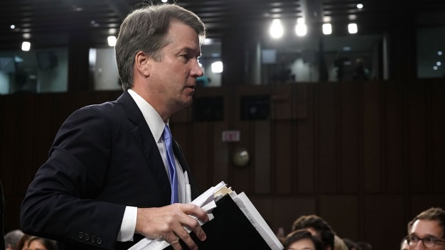 GOP Aide on Kavanaugh Case Resigns; Accused of Harassment