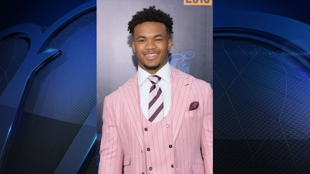 QB Kyler Murray Drafted No. 1 Overall by Arizona
