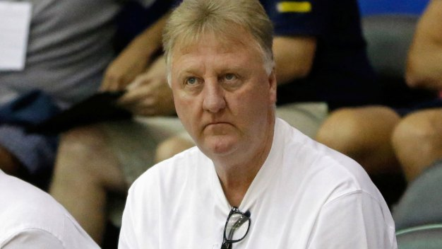 Museum to Tell Story of Celtic Legend Larry Bird