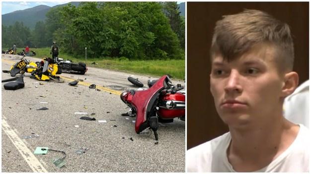 Insurer Asks Court to Divide Money After NH Crash That Killed 7