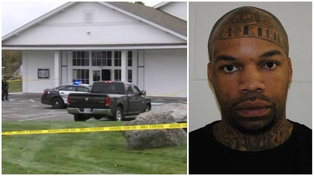 NH Church Shooting Suspect Has Violent History in Mass.