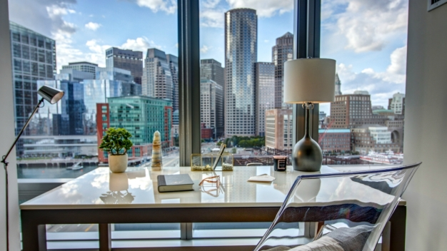 SEE INSIDE: Boston Seaport's Most Luxurious Penthouses