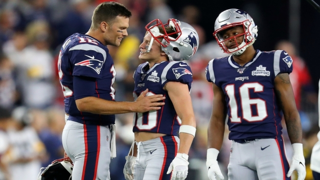 Can 3 Rookie Receivers Save the Patriots Offense?
