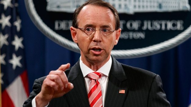 If Rosenstein Leaves Justice Department, What Happens Next?