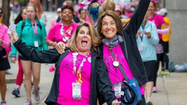 Scenes From the 2019 Susan G. Komen New England 3-Day