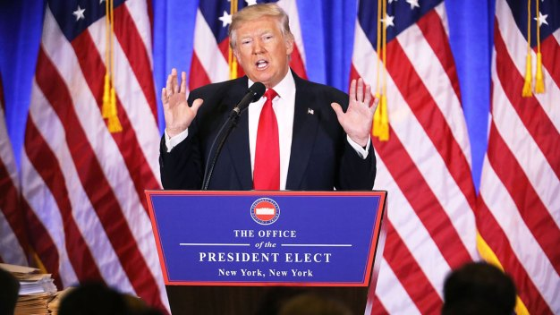 Trump to Take Oath of Office Amid Pomp and Protests