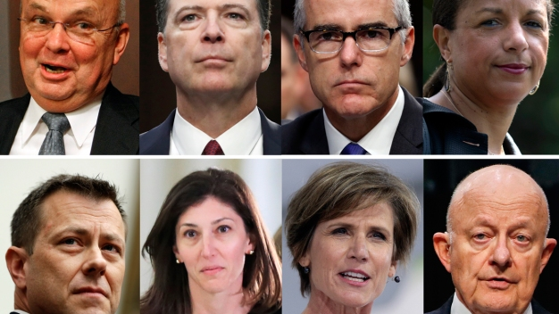 Trump's List: Others Who Might Lose Their Security Clearance