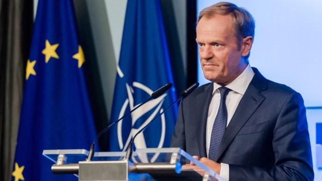 EU Chief Urges Trump, Putin Not to Destroy Global Order