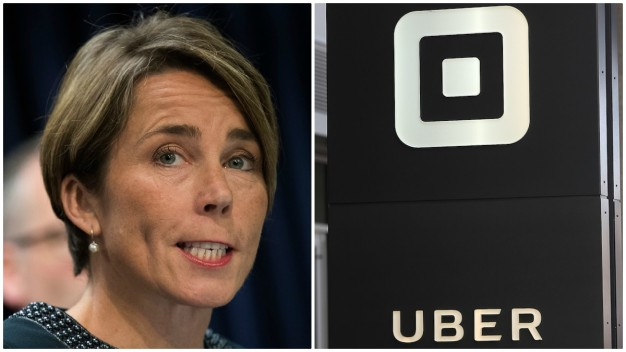 Massachusetts AG Launches Investigation Into Uber Hack