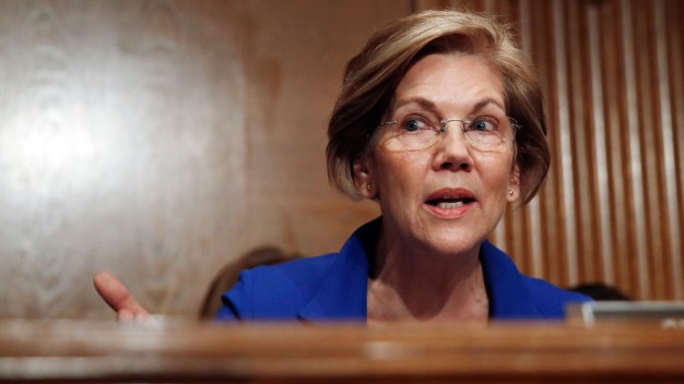 Sen. Warren Heading Into Election Year With $14M in Account