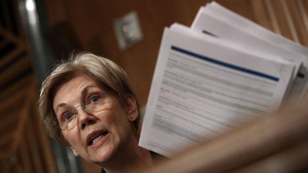Warren's Showdown With Wells Fargo CEO