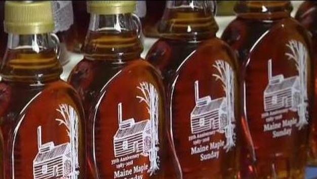 Extreme Weather Impacting Maine's Maple Syrup Industry