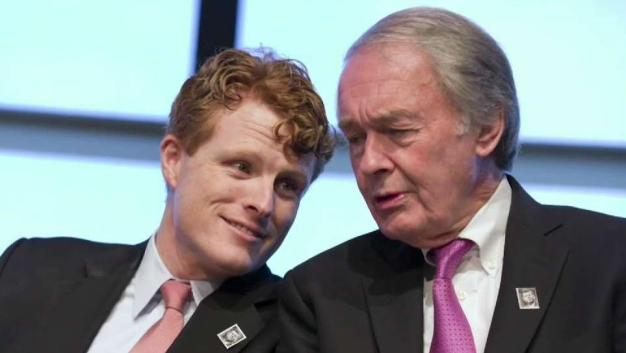 Markey 'Energized' as He Prepares for Primary Against Kennedy