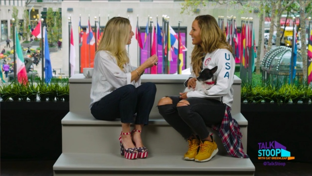 Summer to Winter: Lolo Jones Heads to Her First Winter Olympics