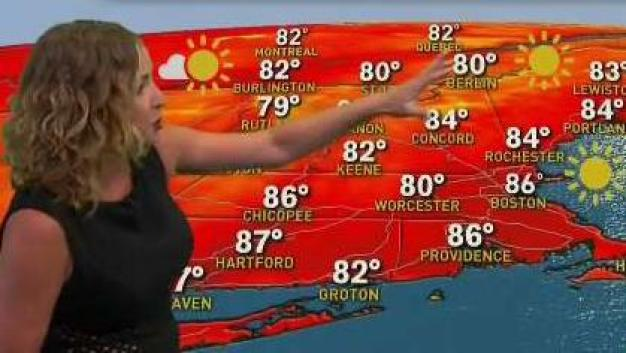 Tracking 90s and More Humidity as the Week Goes On