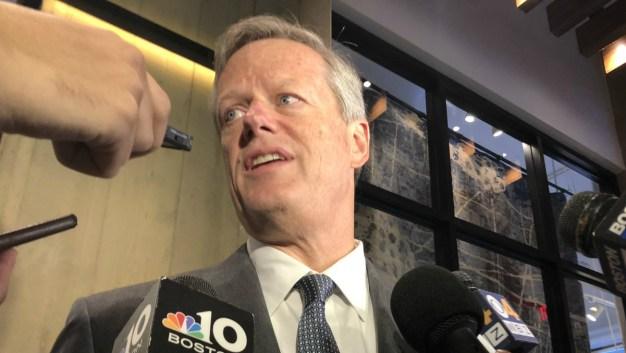 Gov. Baker Says He'll Vote No on Nurse Ballot Question