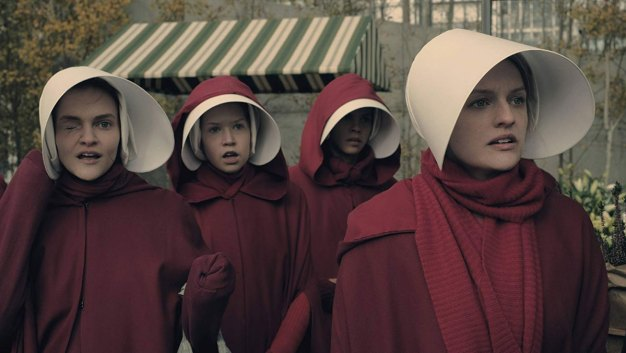 Website Pulls Sexy 'Handmaid's Tale' Costume After Backlash
