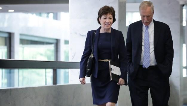 Collins, King Among Senators Calling for Rural Broadband