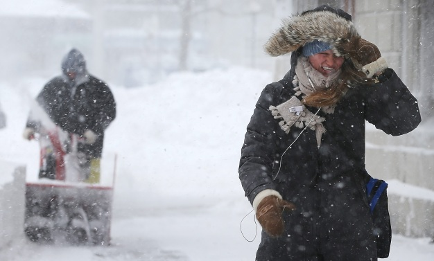 These Parts of New England Could See Snow This Week