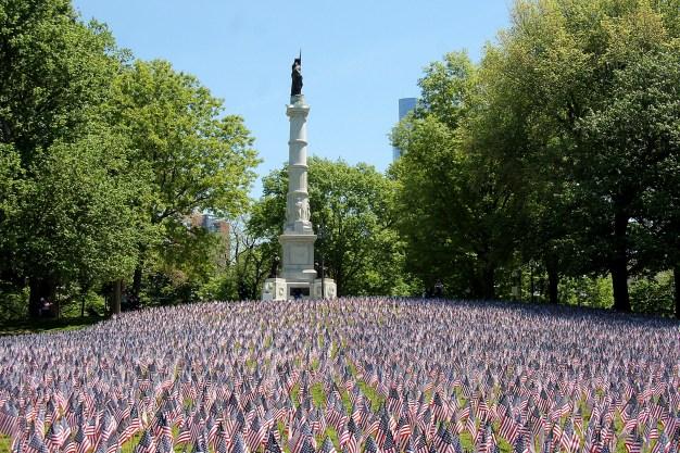 Boston Common to Get $28 Million in Improvements
