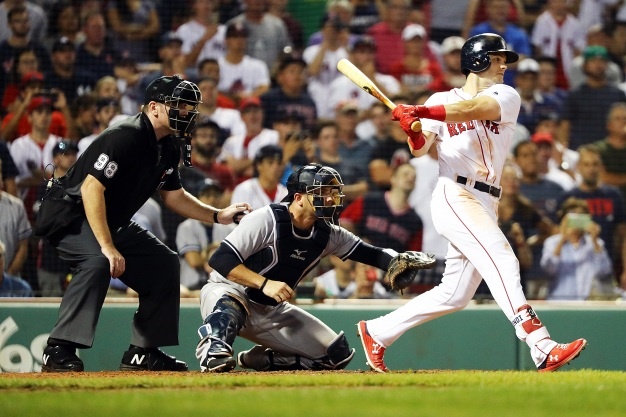 4-Game Sweep for Boston as Red Sox Stun Yankees 5-4
