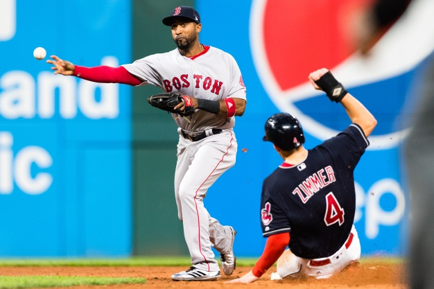 Red Sox Re-Sign Eduardo Nunez for Infield Insurance
