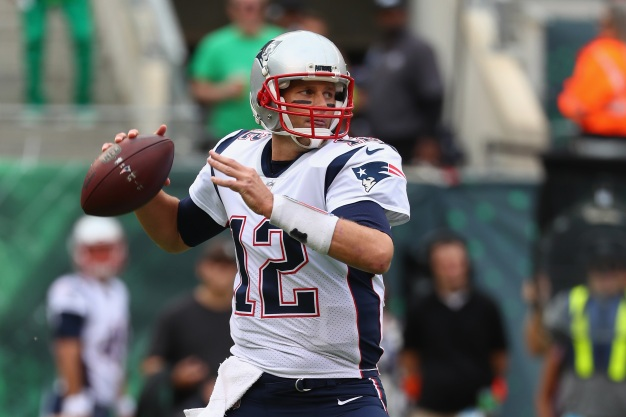 Tom Brady Misses Patriots Practice With Achilles Issue