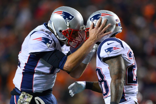 Patriots Are Rounding into Postseason Form