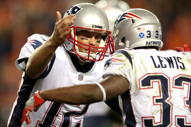 Patriots 2017 Season Taking on Characteristics of 2014
