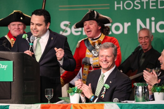 A Morning Full of Laughs at St. Patrick's Day Breakfast
