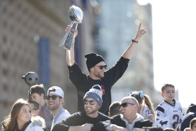 Brady's Focus Already Has Turned to Winning Super Bowl No. 7