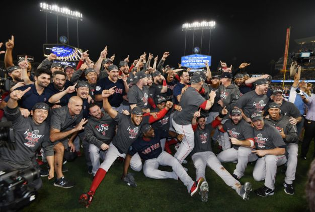 Full Share on World Series Champion Red Sox Tops $416,000