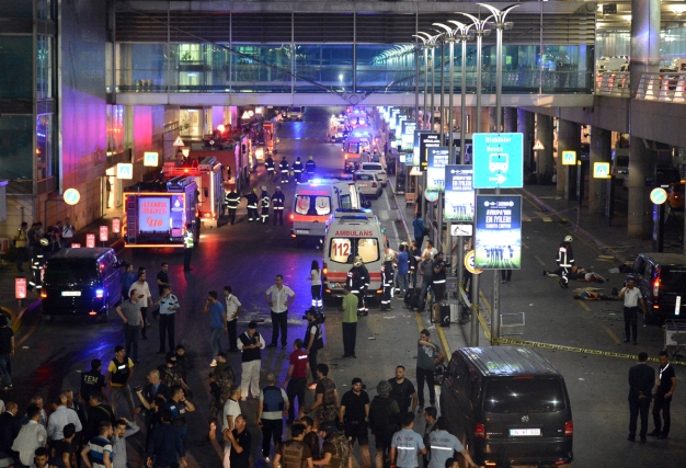 How Terror Came to Turkey