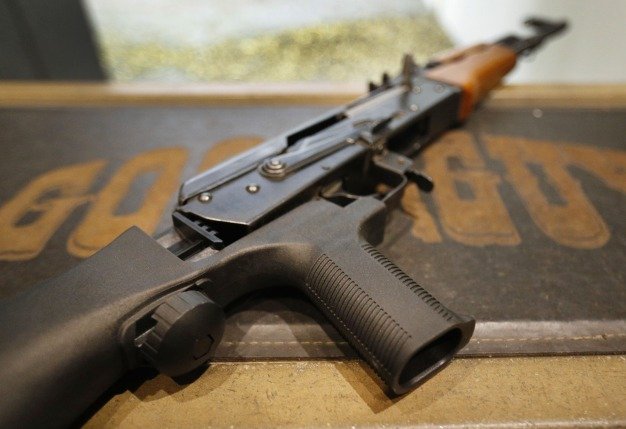 'Red Flag' Bill, Bump Stock Ban Clear Another Hurdle in R.I.